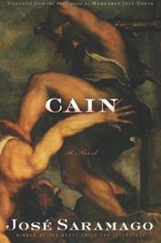 CAIN by José Saramago
