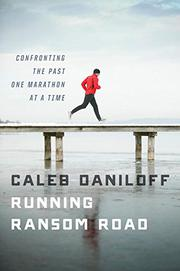 Book Cover for RUNNING RANSOM ROAD