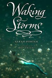 Book Cover for WAKING STORMS