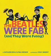 Cover art for THE BEATLES WERE FAB