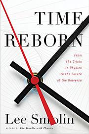 TIME REBORN by Lee Smolin