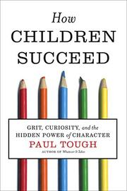 Cover art for HOW CHILDREN SUCCEED
