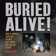 Cover art for BURIED ALIVE!