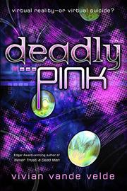 Cover art for DEADLY PINK