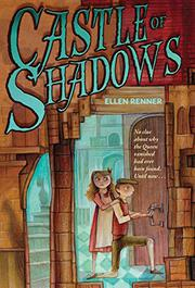 Cover art for CASTLE OF SHADOWS