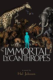 Cover art for IMMORTAL LYCANTHROPES