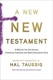 Book Cover for A NEW NEW TESTAMENT