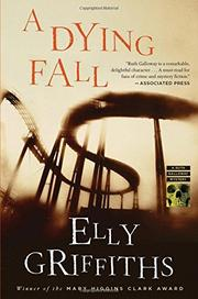 Book Cover for A DYING FALL