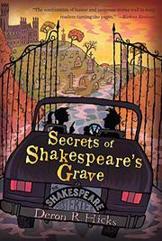Book Cover for SECRETS OF SHAKESPEARE'S GRAVE
