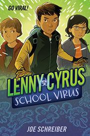 Cover art for LENNY CYRUS, SCHOOL VIRUS