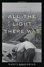 Cover art for ALL THE LIGHT THERE WAS
