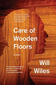 Book Cover for CARE OF WOODEN FLOORS