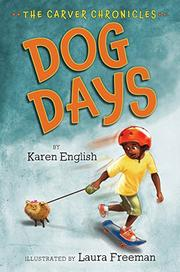 DOG DAYS by Karen English