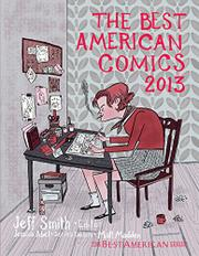 THE BEST AMERICAN COMICS 2013 by Jeff Smith