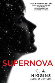 SUPERNOVA by C.A. Higgins