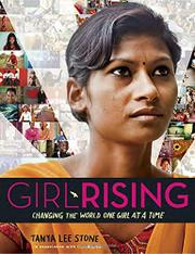 GIRL RISING by Tanya Lee Stone