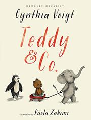 TEDDY & CO. by Cynthia Voigt