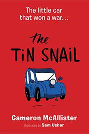 THE TIN SNAIL by Cameron McAllister