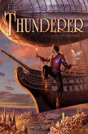 Cover art for THUNDERER