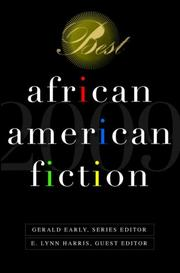BEST AFRICAN AMERICAN FICTION: 2009 by E. Lynn Harris