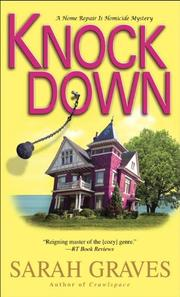 KNOCKDOWN by Sarah Graves