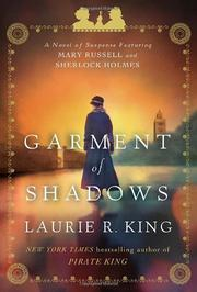 Cover art for GARMENT OF SHADOWS