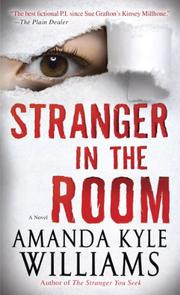 Book Cover for STRANGER IN THE ROOM