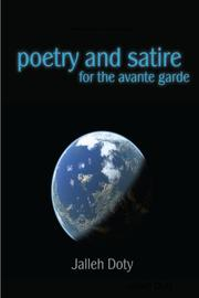 Poetry And Satire For The Avant Garde By Jalleh Doty Kirkus Reviews