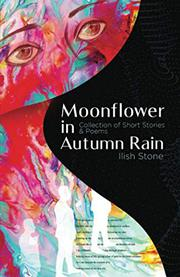 MOONFLOWER IN AUTUMN RAIN by Ilish  Stone
