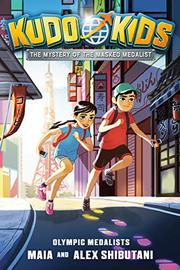 THE MYSTERY OF THE MASKED MEDALIST by Maia Shibutani