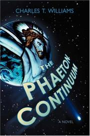 Cover art for THE PHAETON CONTINUUM