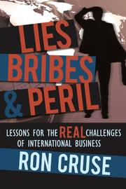 Book Cover for LIES, BRIBES, & PERIL