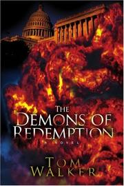 Book Cover for THE DEMONS OF REDEMPTION