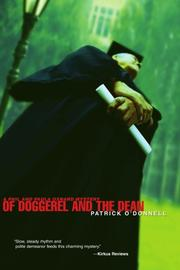 OF DOGGEREL AND THE DEAN by Patrick OÂ¿Donnell