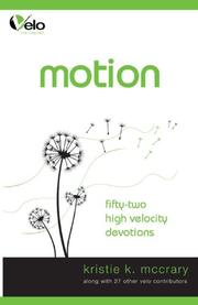 Book Cover for MOTION
