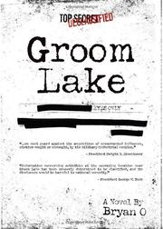 GROOM LAKE by Bryan O