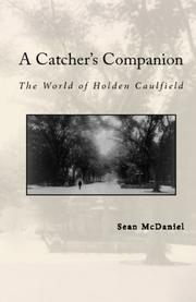 A CATCHER'S COMPANION by Sean McDaniel