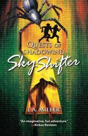 SKY SHIFTER by L.A. Miller