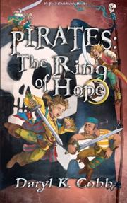 PIRATES: THE RING OF HOPE by Daryl K. Cobb