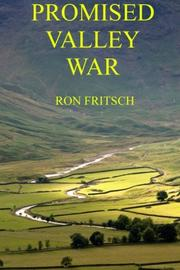 PROMISED VALLEY WAR Cover
