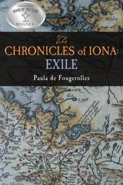 THE CHRONICLES OF IONA: EXILE by Paula de Fougerolles