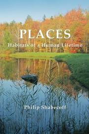 PLACES by Philip Shabecoff
