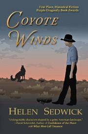 Cover art for COYOTE WINDS
