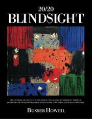 20/20  BLINDSIGHT by Busser Howell