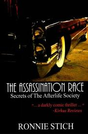 The Assassination Race by Ronnie Stich