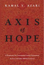 Axis of Hope by Kamal Y. Azari