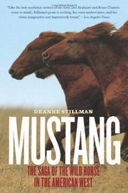 MUSTANG by Deanne Stillman