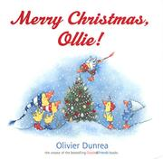 Book Cover for MERRY CHRISTMAS, OLLIE!