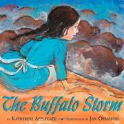 THE BUFFALO STORM by Katherine Applegate