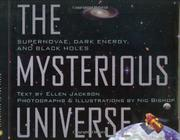 Cover art for THE MYSTERIOUS UNIVERSE